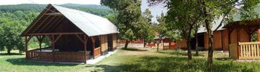 erdei iskola közösségi helyiségei